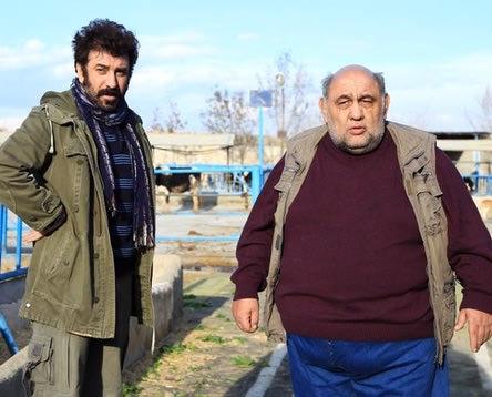 عکس فیلم اژدر
