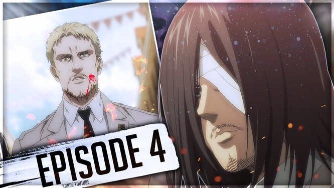 قسمت چهارم فصل چهارم حمله به تایتان