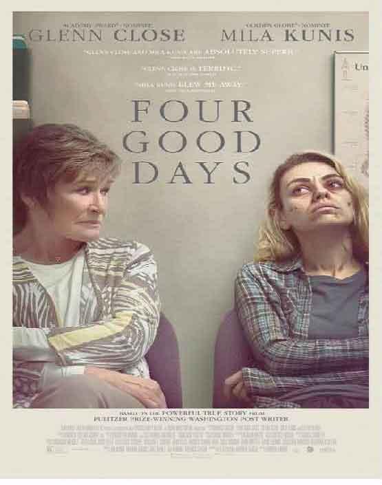 فیلم چهار روز خوب 2020
