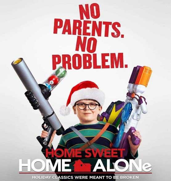 فیلم تنها در خانه 6 2021