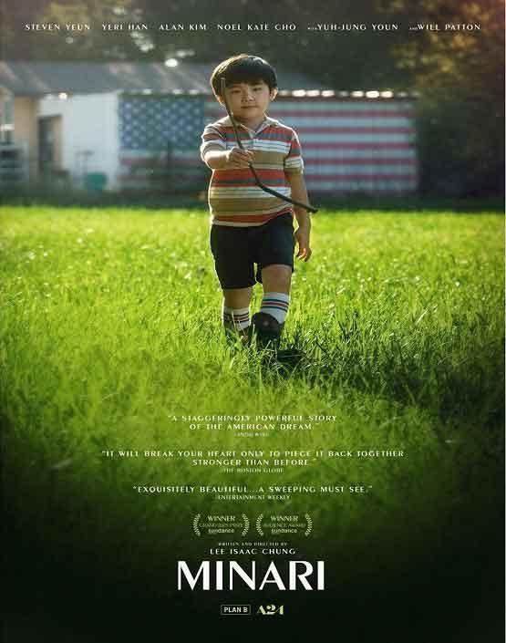 فیلم میناری 2021