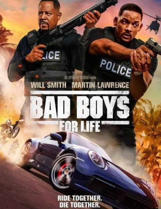 دانلود فیلم پسران بد تا ابد 2019