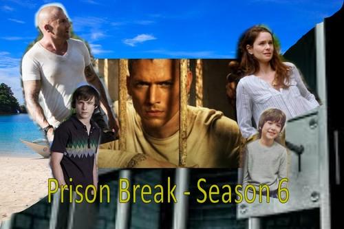 فصل ششم فرار از زندان
