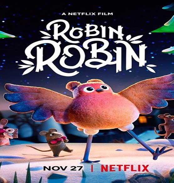 انیمیشن رابین رابین 2021