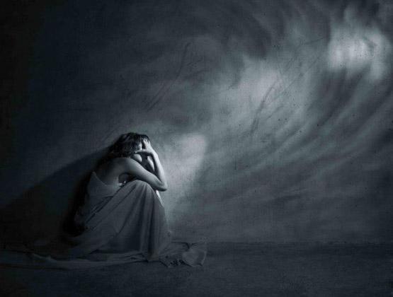 عکس پروفایل مفهومی – با موضوع تنهایی مطلق