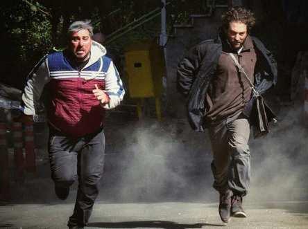 عکس فیلم چهار راه استانبول