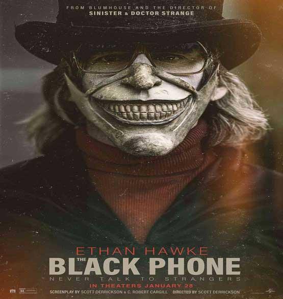 فیلم تلفن سیاه 2022
