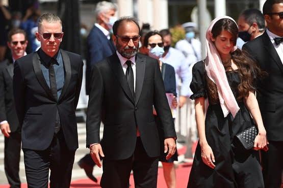 اصغر فرهادی فیلم قهرمان جشنواره کن