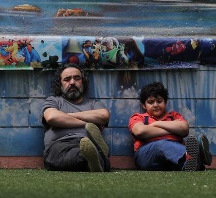 عکس فیلم تپلی و من