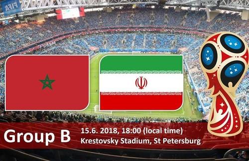 خلاصه بازی ایران مراکش
