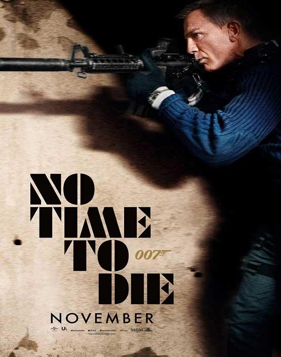 فیلم زمانی برای مردن نیست 2021
