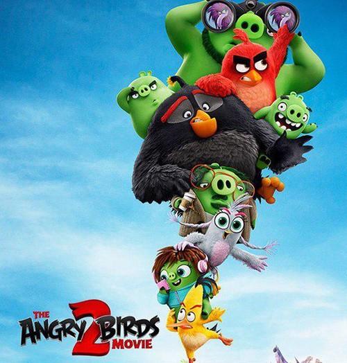 دانلود انیمیشن پرندگان خشمگین 2