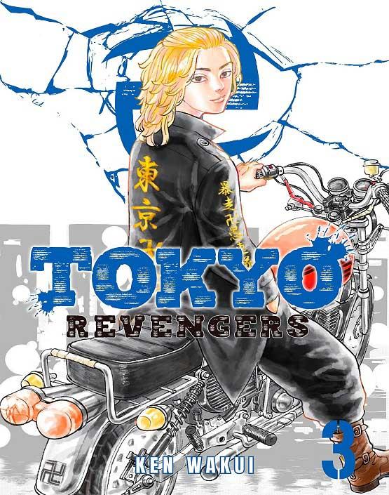 انیمه انتقام جویان توکیو 2021