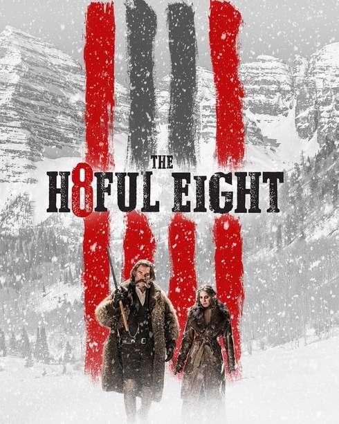 فیلم هشت نفرت انگیز 2015