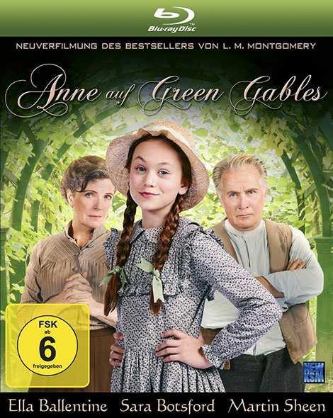 فیلم رویای سبز آنشرلی 2016