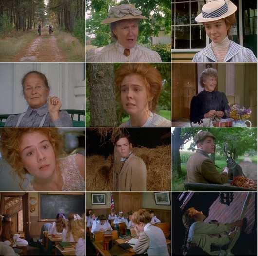 فیلم رویای سبز آنه فصل دوم 1987