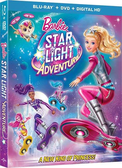 دانلود دوبله انیمیشن باربی Barbie Star Light Adventure 2016
