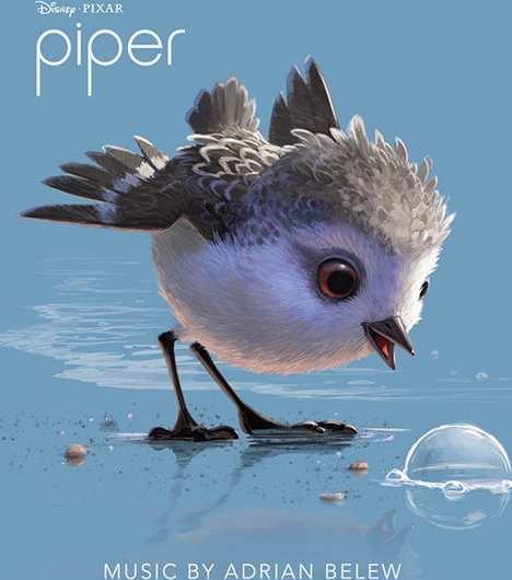 نیمیشن کوتاه جوجه کبوتر 2016