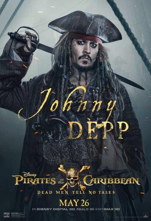 دانلود فیلم دزدان دریایی کارائیب 5 – Pirates Of The Caribbean 5 2017