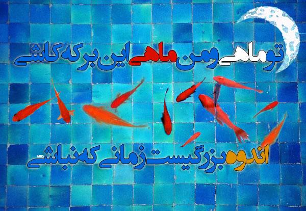 دانلود آهنگ ماه و ماهی حجت اشرف زاده