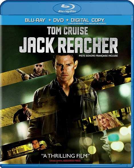 دانلود دوبله فیلم جک ریچر 1 2012