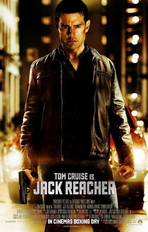 دانلود رایگان دوبله فیلم جک ریچر 2 هرگز برنگرد