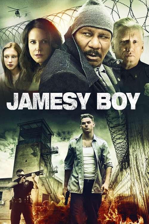 دوبله فیلم پسری به نام جیمز 2014