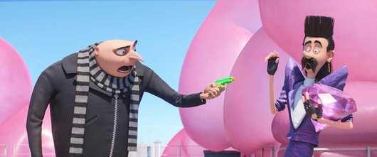 انیمیشن من نفرت انگیز 2017