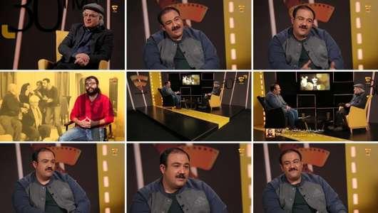 مهران غفوریان در برنامه 35