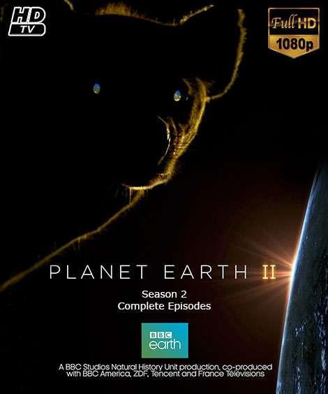 دانلود فصل دوم مستند سیاره زمین