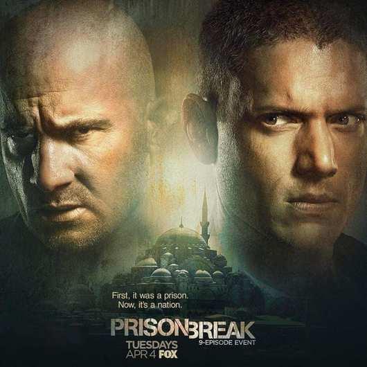 دانلود فصل 5 فرار از زندان  قسمت 1