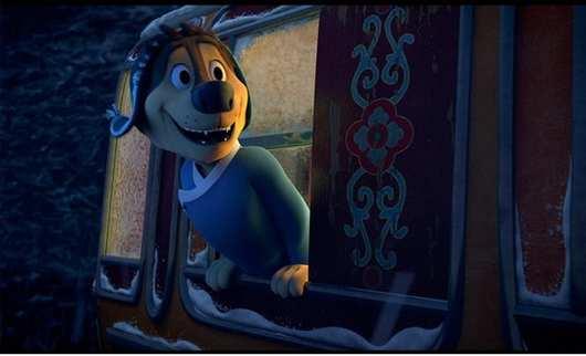 انیمیشن سگ راک