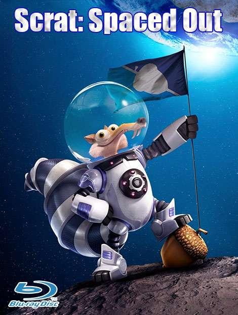 دانلود انیمیشن اسکارت خارج شده از فضا