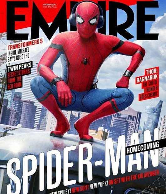 فیلم مرد عنکبوتی 3 2017