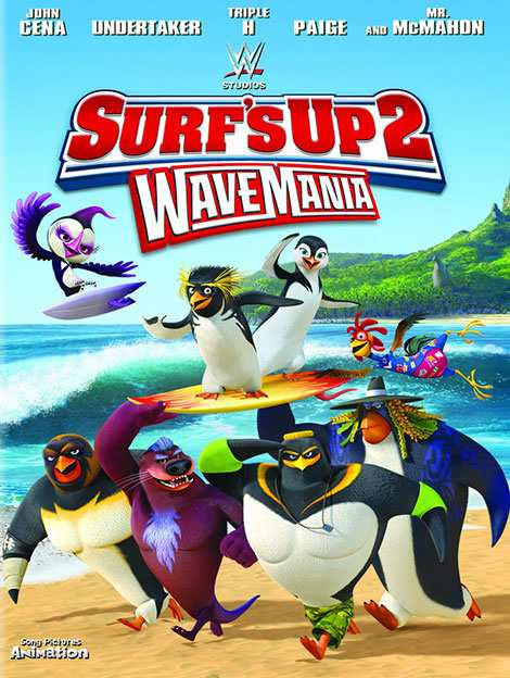 انیمیشن فصل موج سواری 2 2017