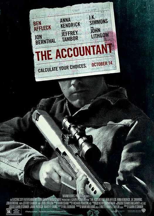 فیلم حسابدار 2016