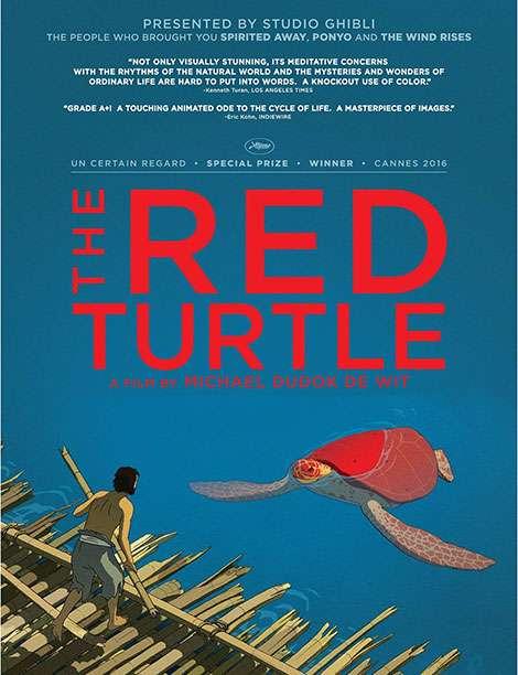 دانلود انیمیشن جدید لاکپشت قرمز 2016