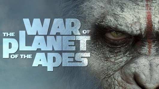 فیلم جنگ برای سیاره میمون ها 2017
