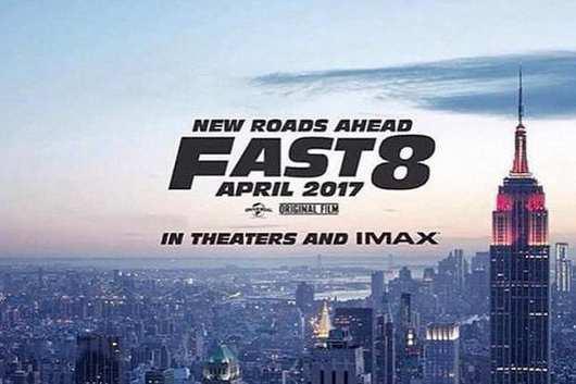 فیلم سریع و خشمگین 8 2017