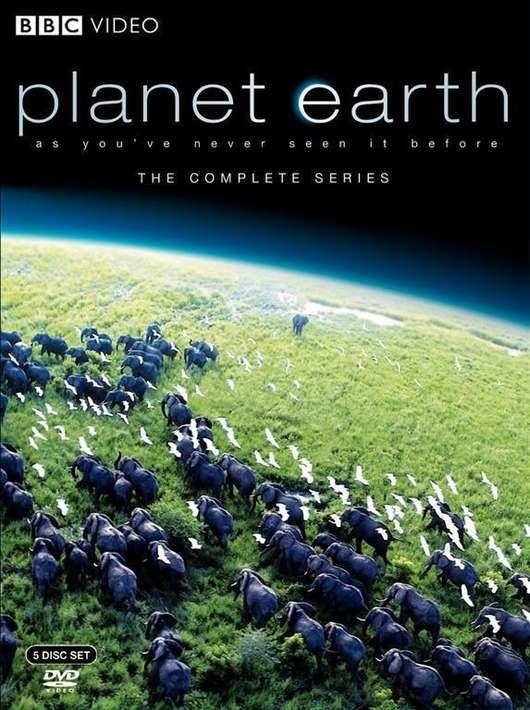 دانلود دوبله فصل 1 مستند سیاره زمین